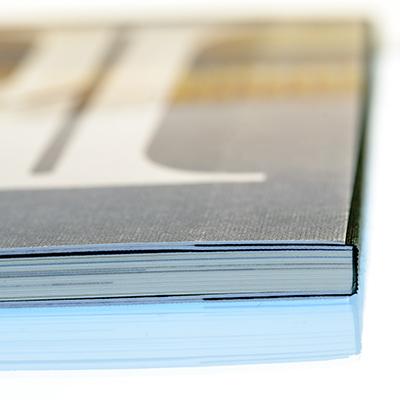 Layflat binding